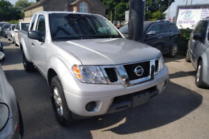 2013 Nissan Frontier KING CAB Pickup Truck