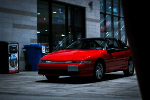 1990 Eagle Talon TSI AWD CLEAN
