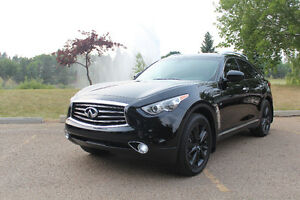 2014 QX70 PREMIUM-NAVI-Around View+Sonars-A/C Seats-Remote Start