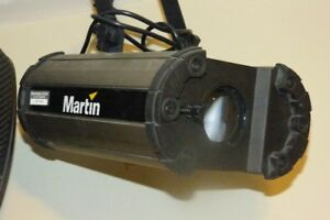 Martin DJ  light with Gobo for sale