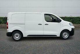 2021 Vauxhall Vivaro 2700 1.5d 100PS Edition H1 Van Manual Van Diesel Manual