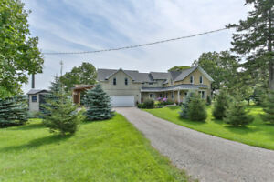 4Bdrm 4.5 Bth Home on 2 acres 20 minutes to London & Stratford