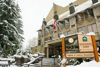 February long weekend (Feb 5-8) condo perfect for skiing