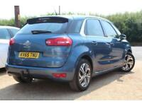 2015 65 CITROEN C4 PICASSO 2.0 BLUEHDI EXCLUSIVE EAT6 5D AUTO 148 BHP DIESEL