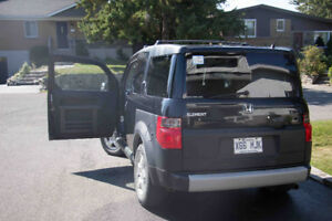 2005 Honda Element SUV, Crossover