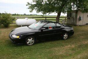 2004 Chevrolet Monte Carlo SS Coupe (2 door)