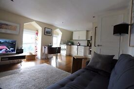 double room in a 2 bed flat
