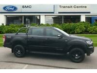 2018 Ford Ranger Pick Up Double Cab Black Edition 2.2 TDCi Pick Up Diesel Manual