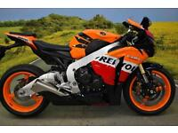 Honda CBR1000RR 2012 ** REPSOL COLOURS, ONE OWNER, 7250 MILES, ABS, CBS **
