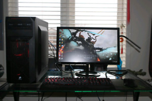 SELLING GAMING PC, TOWER ONLY