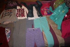 Size 14 girls clothes (Calvin Klein and more)