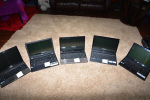 Acer laptops, Clean with Windows 7/10