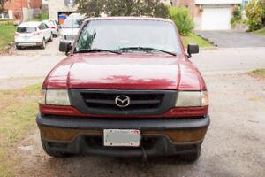 2002 Mazda B-Series Pickups Pickup Truck