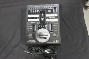 ROLAND EDIROL V-8 /8 CHANNEL VIDEO MIXER