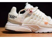 Nike Presto Off White (White)