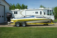 2007 Hydrostream Voyager Open Bow