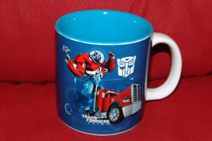 "Transformers Optimus Prime Large Mug 4"" X 4"""