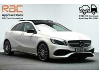 2017 67 MERCEDES-BENZ A-CLASS *PANORAMIC ROOF* 1.6 A 180 WHITEART PREMIUM PLUS 5