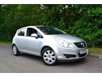 Vauxhall/Opel Corsa 1.2i 16v Club AC £85 A Month £0 Deposit