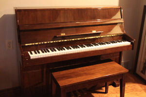 Young Chang Apartment Piano, Excellent Condition