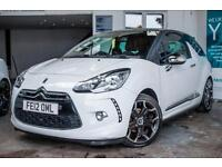 2012 CITROEN DS3 1.6 E-HDI AIRDREAM DSPORT PLUS 3DR FULL HISTORY! 2 KEYS! £160 T