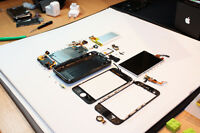 Reparation LCD repair Samsung/LG/SONY/iPhone/IPAD lasalle