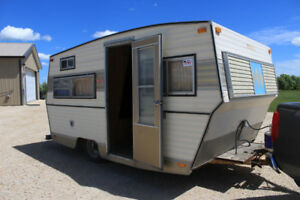Wanted: Wanted: Old Camper Trailers, RV's, and Motorhomes Will P