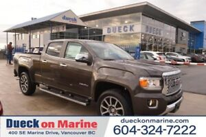 2019 GMC Canyon 4WD DENALI  - DURAMAX Turbo