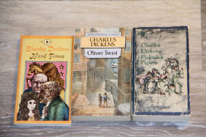 Charles Dickins books
