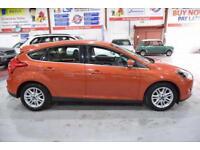 2012 62 FORD FOCUS 2.0 TITANIUM TDCI 5D AUTO 139 BHP DIESEL