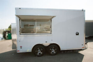 Be your own Boss - own a Food Trailer