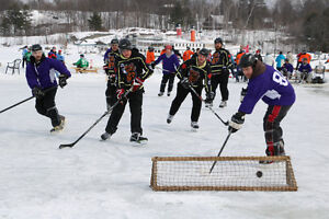 Pond Hockey Tournament - Gravenhurst
