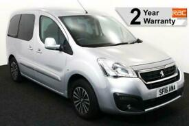 image for 2016(16) PEUGEOT PARTNER 1.6 HDi ACTIVE TEPEE WHEELCHAIR ACCESSIBLE WAV