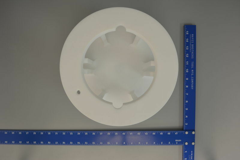 Semitool   500U0101-01, Teflon Rotor, Clamshell