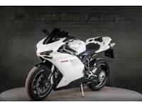 2014 08 DUCATI 848 848CC 0% DEPOSIT FINANCE AVAILABLE