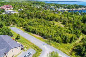Building Lots with Municipal Services Village of  Herring Cove
