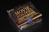 VINTAGE MOVIE POSTERS-COLLECTION-CARTES/CARDS-DISPLAY BOX (NEW)