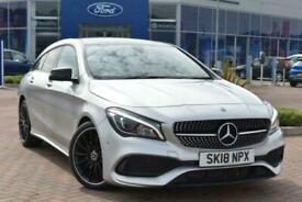 image for 2018 Mercedes-Benz CLA -BENZ  CLASS CLA 220d AMG Line 5dr Tip Auto Estate Diesel