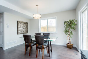 End Unit Two Storey Townhome