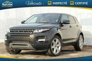 Land Rover Range Rover Evoque 5dr HB Pure 2012