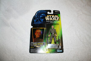 Star Wars : Power of the Force Action Figures Green (8) Kitchener / Waterloo Kitchener Area image 6
