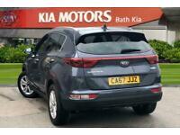 2018 Kia Sportage 1.7 CRDi ISG 2 5dr DCT Auto Estate Diesel Automatic