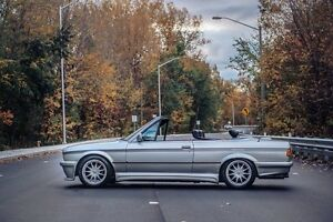 BMW E30 Hartge H35 Tribute