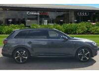 2021 Audi Q7 Black Edition 50 TDI quattro 286 PS tiptronic Estate Diesel Automat