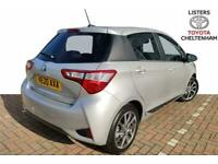 2020 Toyota YARIS HATCHBACK 1.5 Hybrid Y20 5dr CVT (Bi-tone) Auto Hatchback Petr