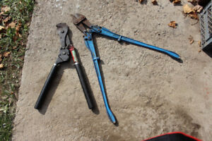 Wire Cutters and Cable Cutters Heavy Duty