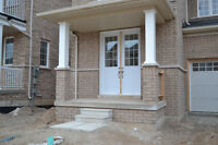 Great Location Brand New Semi 3 Bed 3 Bath Full Home For Rent