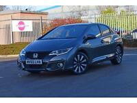 2016 HONDA CIVIC Honda Civic 1.8 SE Plus 5dr Auto