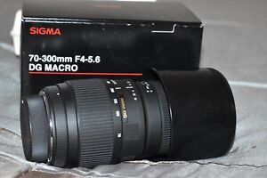 For Sale Sigma Zoom Lens for Nikon