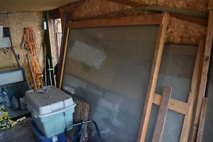 large picture dual pane window 6ftx6ft